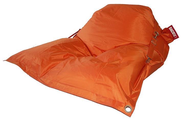 Sedací vak Dacota Relax oranžová