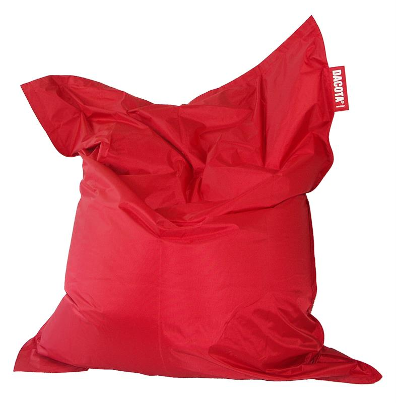 Sedací vak Dacota Legend červená