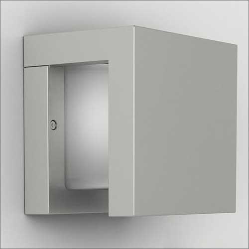 Venkovní nástěnné svítidlo PACK šedá