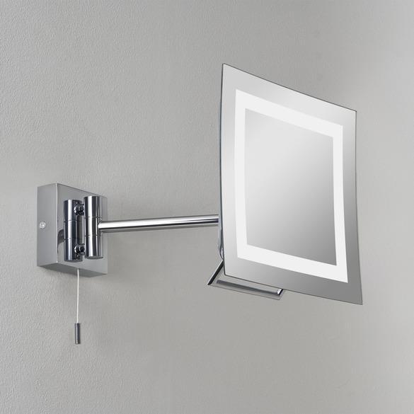 Nástěnné svítící kosmetické zrcadlo Niro