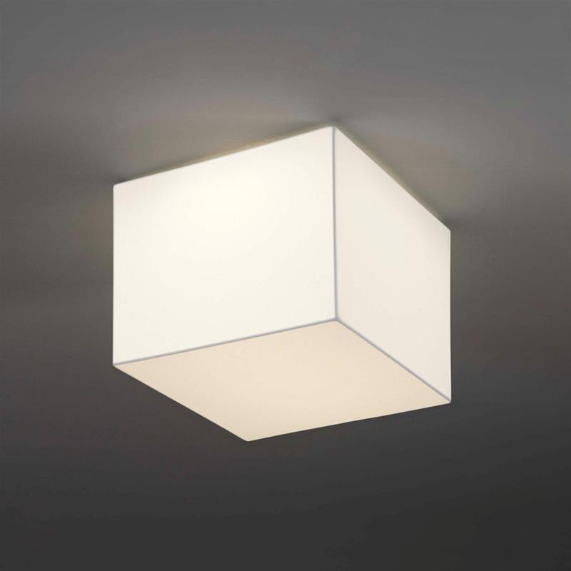 Stropní přisazené svítidlo Block 30x30 cm