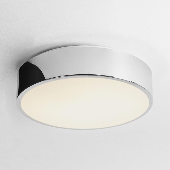 Stropní koupelnové přisazené svítidlo Mallon LED chrom