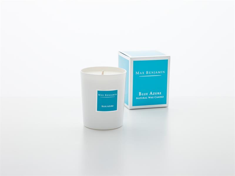 Max Benjamin- Classic vonná svíčka Blue azure