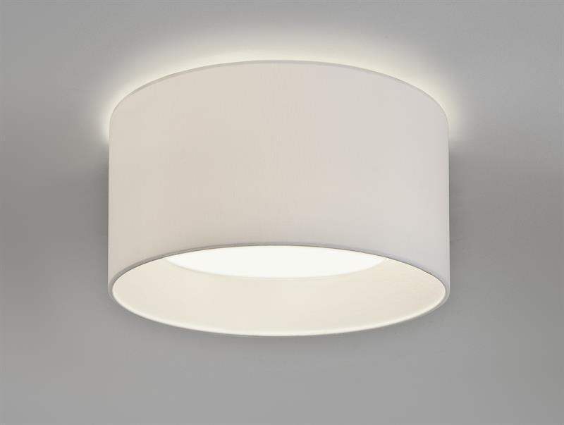 Stropní svítidlo Bevel 60 cm bílé