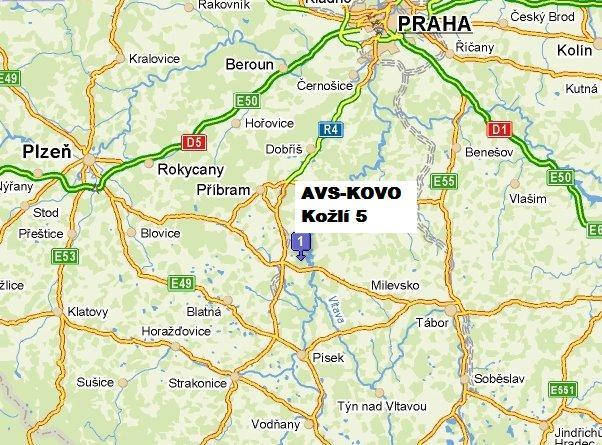 provoz 01 Kožlí-odkaz na mapu