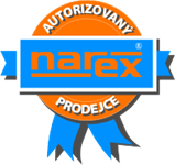 Autorizovaný prodejce NAREX