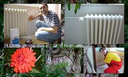 renovace radiátorů barvou bezzápachu