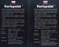 variopaint aplikace