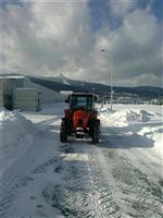 Úklid sněhu Liberec