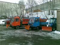 Technika na úklid sněhu