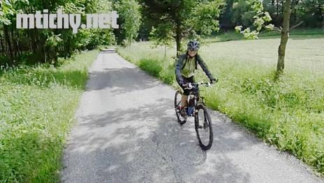 penzion Na Mlýně - cykloturistka Jeseníky