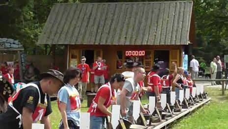 penzion Na Mlýně - rýžování zlata Zlaté Hory - turistika v Jeseníkách