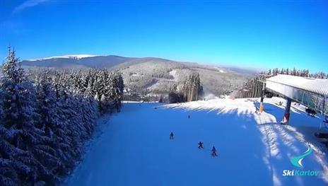 penzion Na Mlýně - Ski Karlov - dovolená Jeseníky