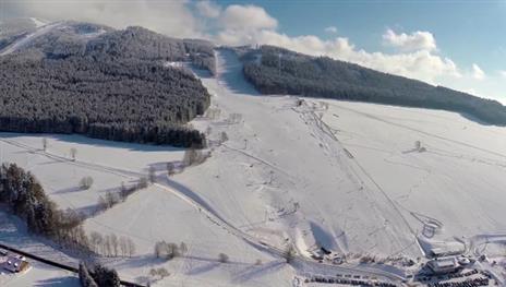penzion Na Mlýně - Skiareál Dolní Morava - zimní dovolená Jeseníky