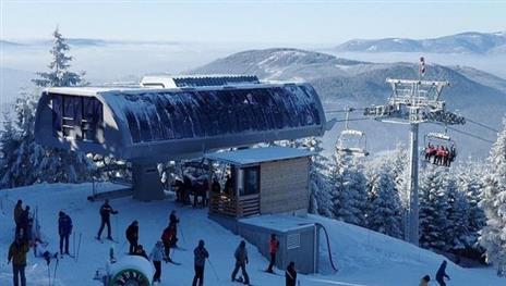 penzion Na Mlýně - Ski areál Kouty - zimní dovolená Jeseníky