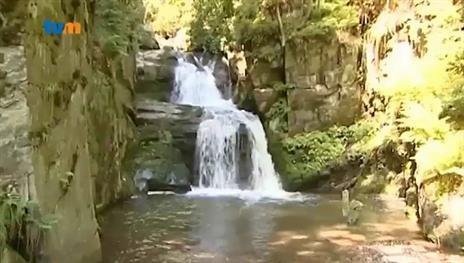 penzion Na Mlýně - Rešovské vodopády - turistika v Jeseníkách