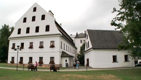 penzion Na Mlýně - Ruční papírna Velké Losiny - turistika v Jeseníkách
