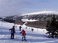 penzion Na Mlýně - Praděd, Ovčárna - lyžařská střediska Jeseníky