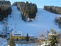 penzion Na Mlýně - Ski park Petříkov - zimní dovolená Jeseníky