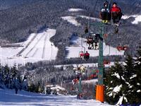 penzion Na Mlýně - Ramzová - lyžování Jeseníky