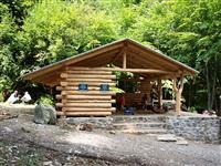 penzion Chata Na Mlýně - Lesní bar Horní Lipová - turistika v Jeseníkách