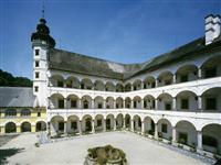 penzion Chata Na Mlýně - zámek Velké Losiny - Jeseníky