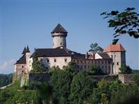 penzion Chata Na Mlýně - hrad Sovinec - turistika v Jeseníkách