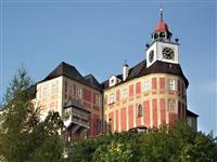 penzion Chata Na Mlýně - zámek Jánský vrch v Javorníku - turistika v Jeseníkách
