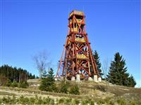 penzion Chata Na Mlýně - Na Skalce, Horní Holčovice - rozhledny Jeseníky