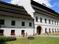 penzion Na Mlýně - ruční papírna Velké Losiny - lázně v Jeseníkách