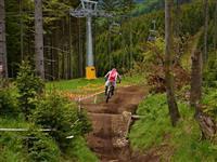penzion Chata Na Mlýně - Bike Park Kouty - cyklotrasy v Jeseníkách