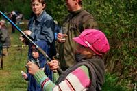 Dětské rybářské závody