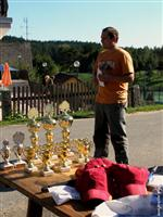 Dětské rybářské závody-Rybník Korytník
